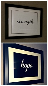 Strength Hope