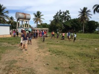 VBS in a new village - Behucal!