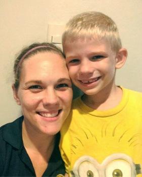 Noah turned 7 in August!