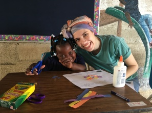 Loriester and Katie working on January sponsor letters!